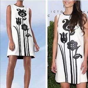 Victoria Beckham  For Target Black/White Mod Shift